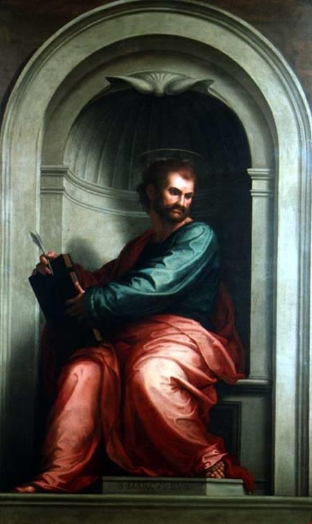 St Mark Evangelist - Fra Bartolomeo