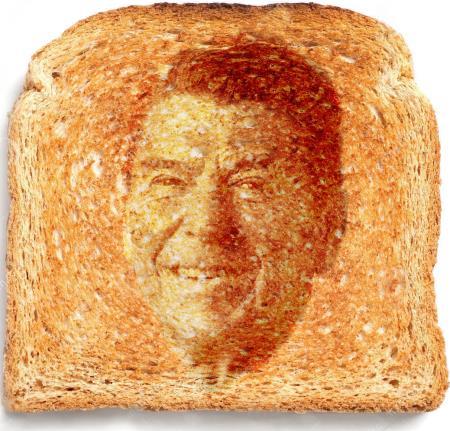 Reagan Toast