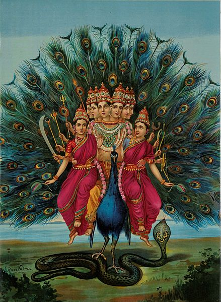 Murugan - Raja Ravi Varma