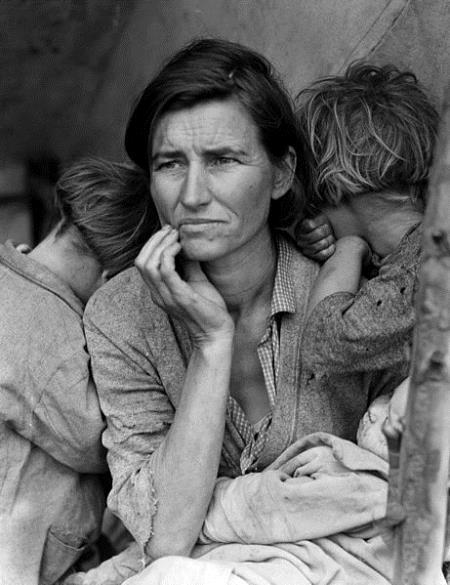 Migrant Mother - Lange