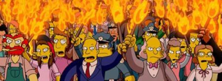 Simpsons' Mob