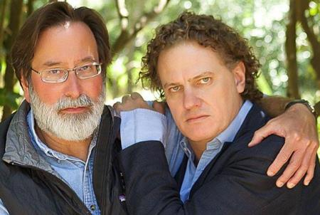 Peter Rodger and Richard Martinez