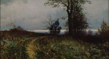 Georgia Landscape - Tanner