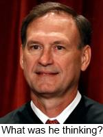 What was Samuel Alito Thinking?