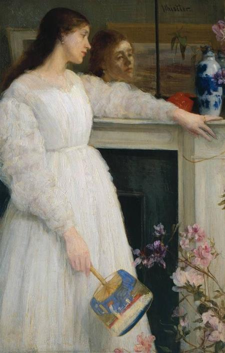 The Little White Girl - Whistler