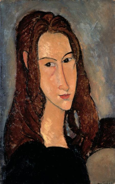 Jeanne Hebuterne - Modigliani