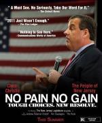 Chris Christie: No Pain, No Gain