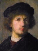 Rembrandt at 24