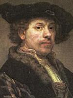 Rembrandt at 34