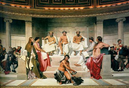 Hemicycle - Delaroche