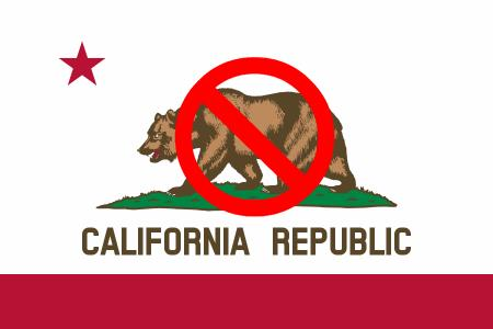 New California State Flag