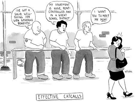 Effective Catcalls