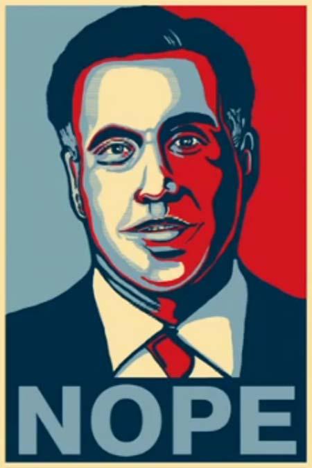 Mitt Romney - Nope