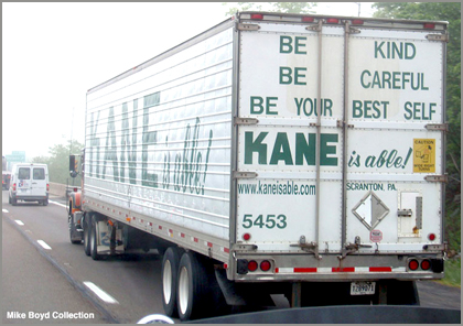 KANE is able!