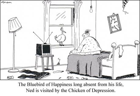 Chicken of Depression