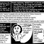 Spiritual vs. Religious