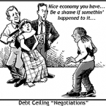 "Debt Ceiling ""Negotiations"""