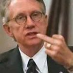 Harry Reid Can't Fool Me Twice