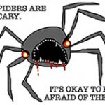 Spiders Are Hiding Behind Your Food