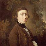 Blue for Thomas Gainsborough