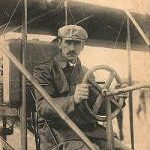 Glenn Curtiss Flying High