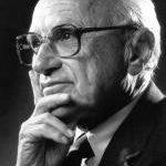 Libertarian Zealot Milton Friedman