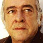 Songwriter Vinicius de Moraes