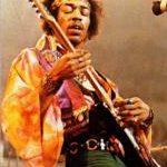 Bruce Lee and Jimi Hendrix