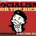 Hidden Welfare for the Rich
