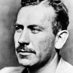 John Steinbeck and Three Others