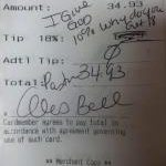 Bad Tipping and Christian Apologetics