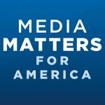 Hypocrisy at <i>Media Matters</i>