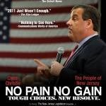 Christie Pretends to Govern While Running for President