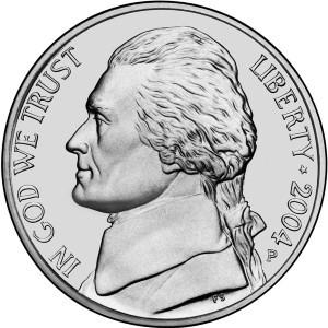 Thomas Jefferson Nickel
