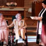 Wedding Postponed 72 Years