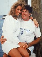 Gary Hart and Donna Rice