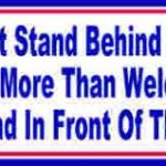 "Another Troubling ""Support Troops"" Bumper Sticker"