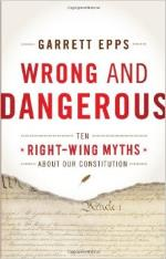 Wrong and Dangerous - Garrett Epps