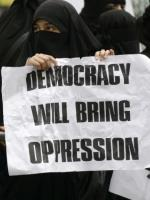 Democracy Will Bring Oppression