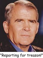 Oliver North: Reporting for Treason