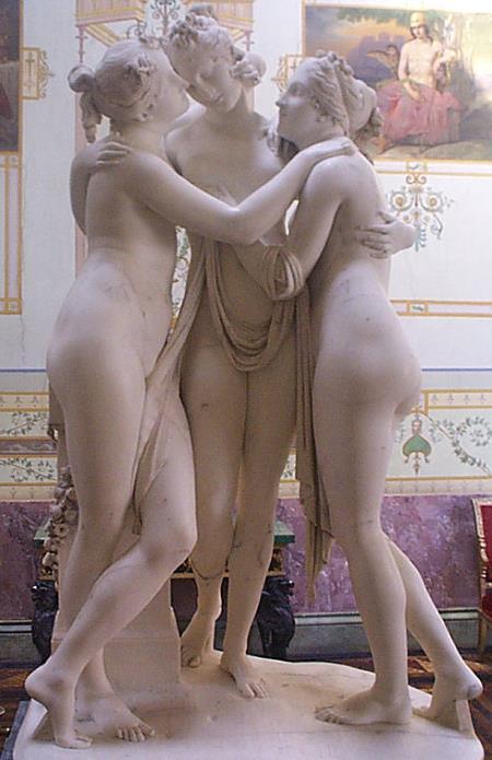 The Three Graces - Antonio Canova