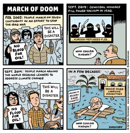 Who Coulda Known - March of Doom