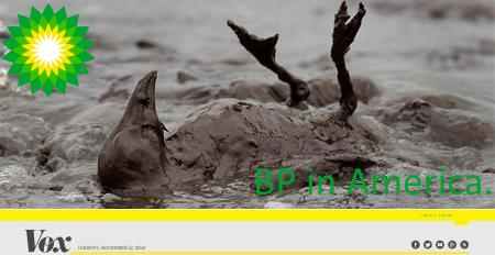 BP Oil Spill Ad