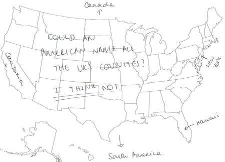 Brits Draw America