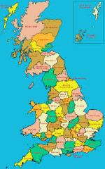 British Counties