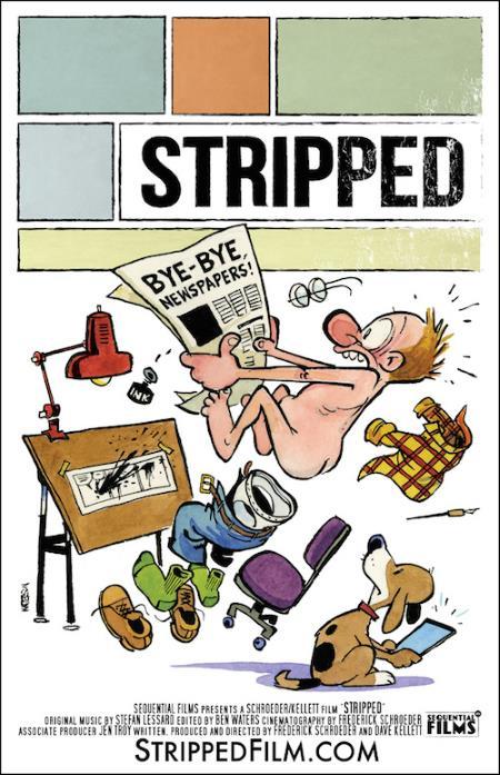 Stripped - Bill Watterson