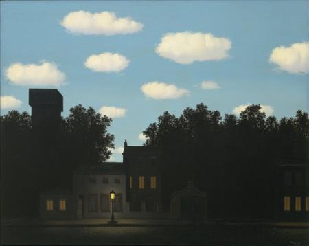 The Empire of Lights - Magritte