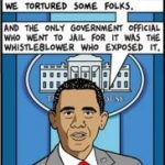 Torture Report Shows We Are Unjust and Creepy