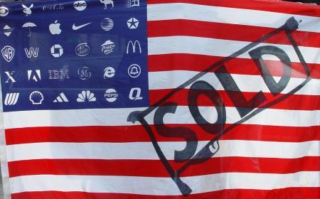 American Corporate Flag