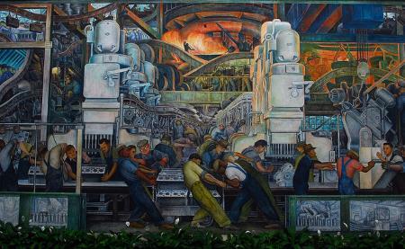 Detroit Industry - Diego Rivera